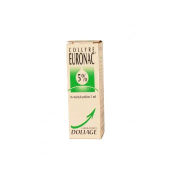 Euronac 5% Collyre 5ml