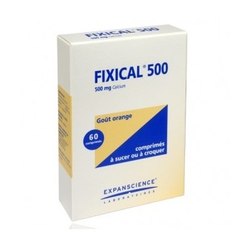Fixical 500mg 60cpr