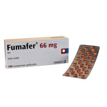 Fumafer 66mg 100cpr