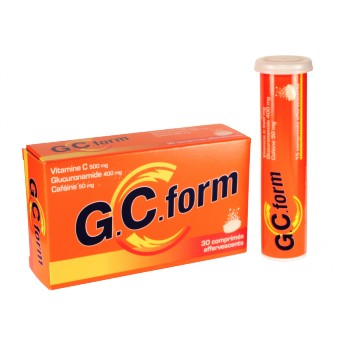 GC Form 30cpr effervescents