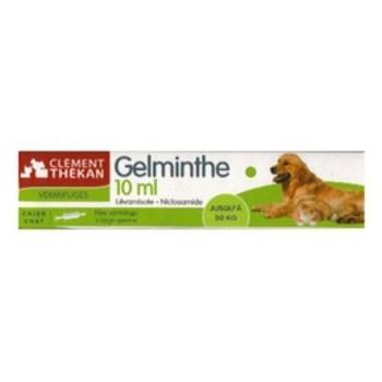 Gelminthe injecteur oral 10ml