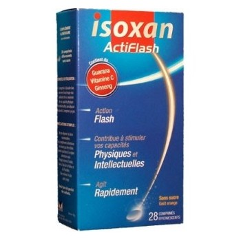 Isoxan Actiflash 28cpr effervescents