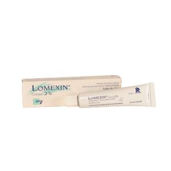 Lomexin 2% Crème 15g
