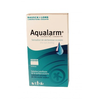 Aqualarm 0,2% Collyre 20Unidoses/0,3ml