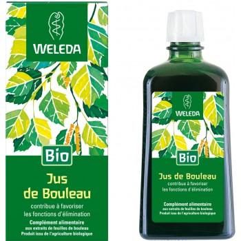 Produits naturels de la marque Weleda