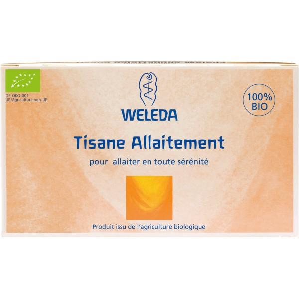 Tisanes pour l 39 allaitement weleda e pharmacie illicopharma - Retour des couches pendant allaitement ...