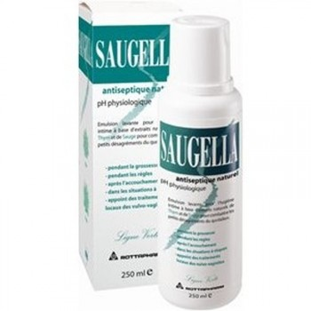 Saugella antiseptique 250ml