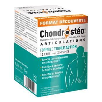 Chondrosteo+ Articulations x40 comprimés