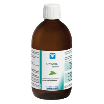 Ergysil solution 500ml Nutergia