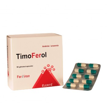 Timoferol 90 gélules
