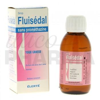 Fluisedal sans promethazine Sirop 125ml
