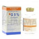 Glucose Lavoisier 5% 125ml
