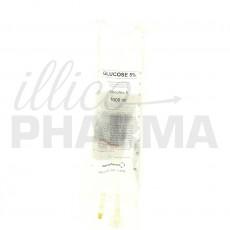 Glucose Macopharma 5% Poche 1000ml