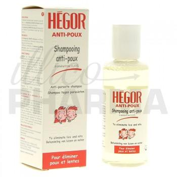 Hegor Shampooing 150ml, Moustiques, poux, Pharmacie en