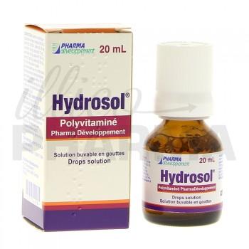 Hydrosol Polyvitamine Gouttes 20ml