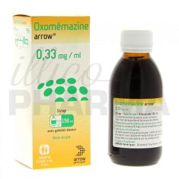 Oxomemazine Arrow 150ml