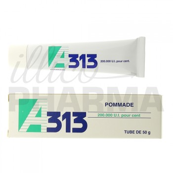 A313 200000UI/100 g Pommade 50g