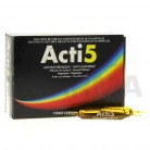 Acti 5 30 Ampoules/5ml