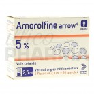 Amorolfine Arrow 5% vernis...