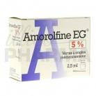 Amorolfine EG 5% vernis...