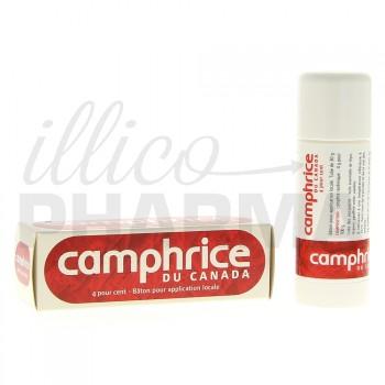Camphrice du Canada 4% Stick
