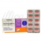 Diosmine Ratiopharm 600mg 30cpr
