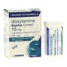 Doxylamine Sandoz 15mg 10cpr