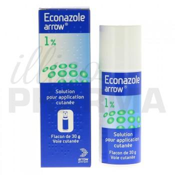 Econazole Arrow 1% solution 30g
