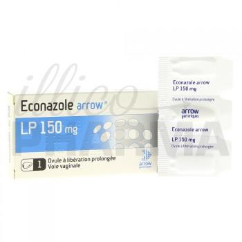 Econazole Arrow LP 150mg Ovule x1