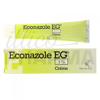 Econazole Cream - FDA prescribing information, side ...
