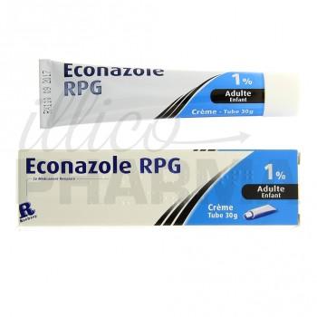 Econazole RPG 1% crème 30g