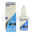 Econazole RPG 1% émulsion 30g