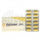 Ediston 200mg 12 gélules