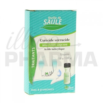 Feuille de Saule Solution 5ml