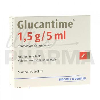 Glucantime 1,5g/5ml 5Amp/5ml
