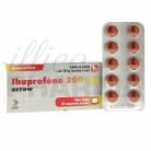 Ibuprofène Arrow 200mg 20cpr