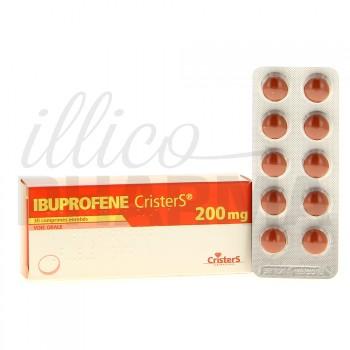 Ibuprofène Cristers 200mg 30cpr
