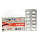 Ibuprofène Ranbaxy 400mg 12cpr
