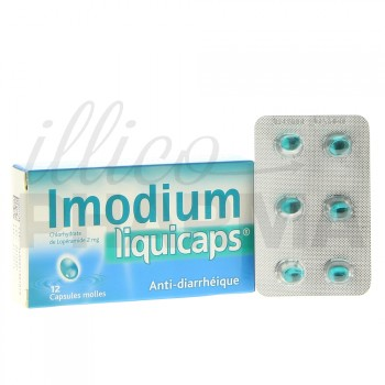 ImodiumLiquiCaps 2mg 12caps