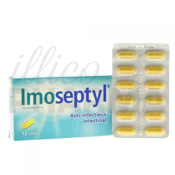 Imoseptyl 200mg 12gélules