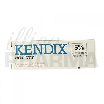 Kendix 5% Crème 2g