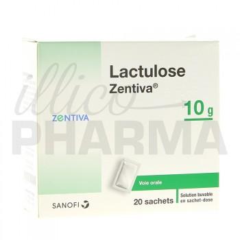Lactulose Zentiva 10g 20sachets