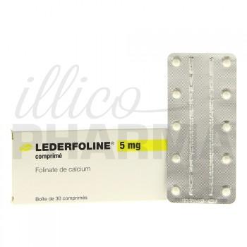 Lederfoline 5mg 30cpr