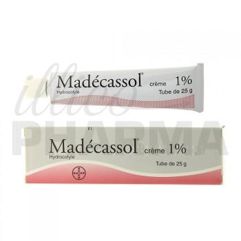 Madecassol 1% crème 25g
