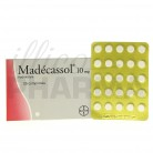 Madecassol 10mg 25cpr