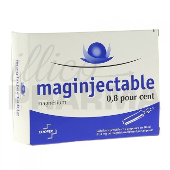 MAGinjectable 0,8% 12Amp/10ml