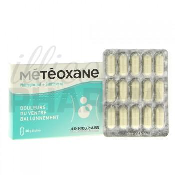 Meteoxane 30 gélules