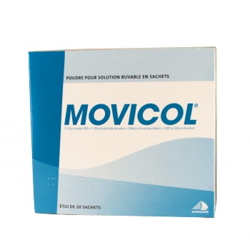 Movicol citron 20sachets, Norgine Pharma, Constipation