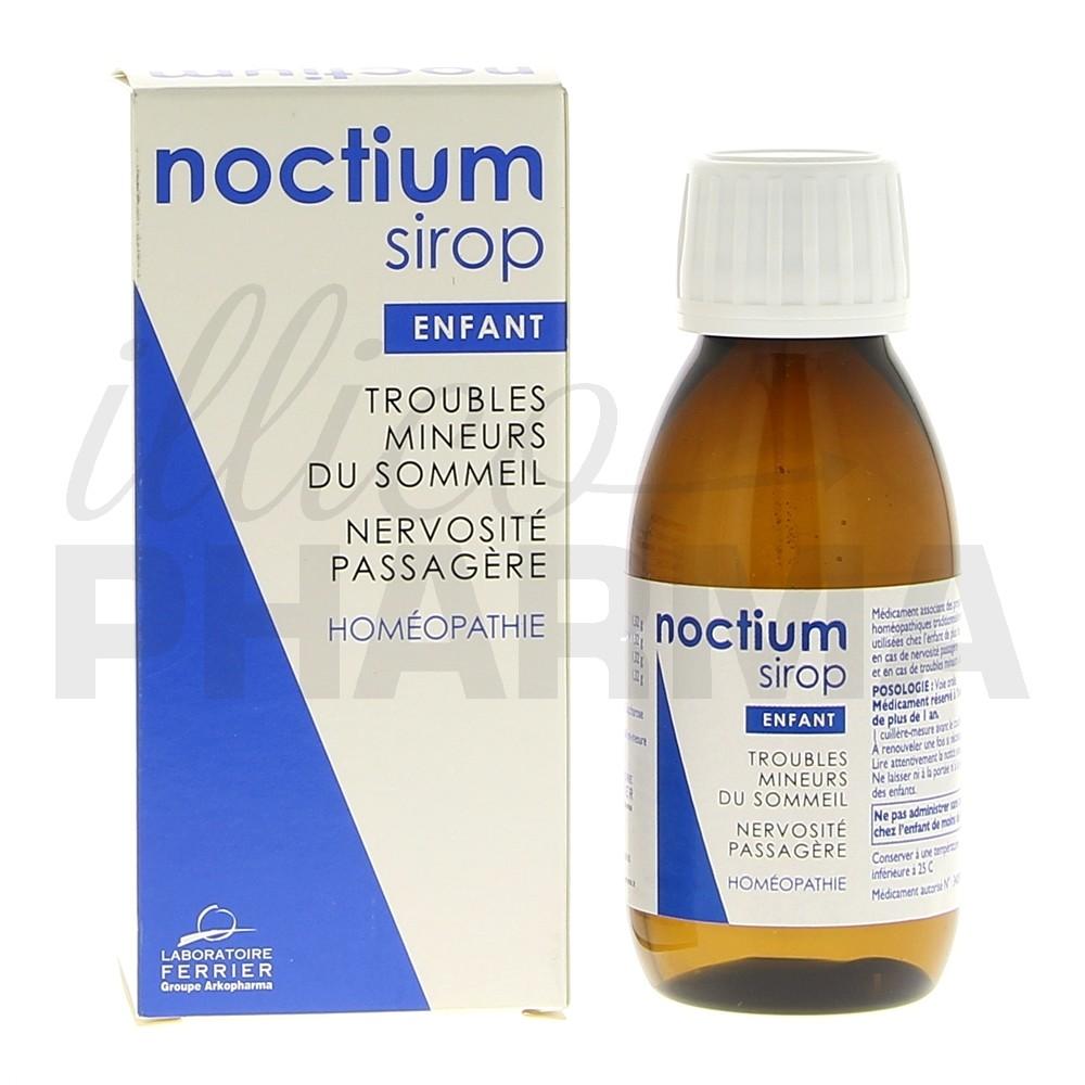 Noctium Sirop enfant 125ml, Bébé, Pharmacie en ligne ...
