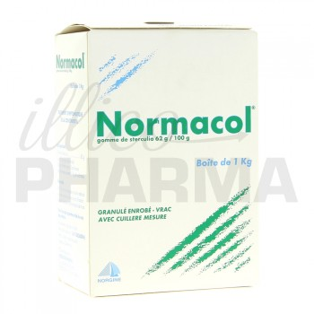 Normacol 62g/100g 1kg